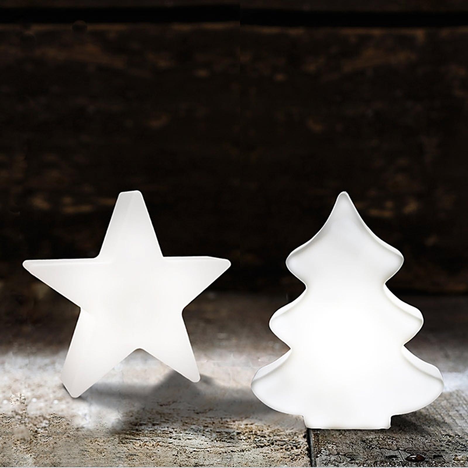 Lampa dekoracyjna Shining Star Micro 12cm