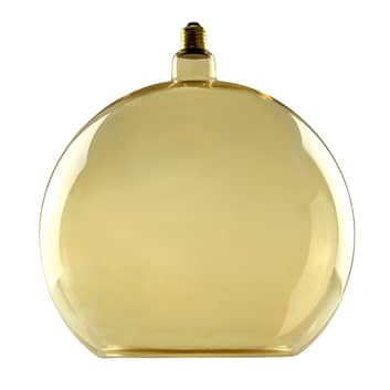 SEGULA LED-Floating Globe G300 E27 12W gold