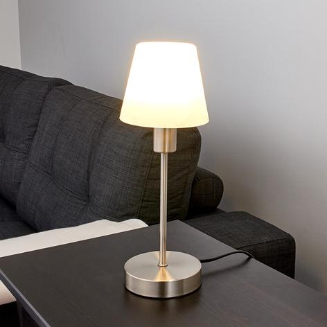 Noční lampička Avarin s LED žárovkami