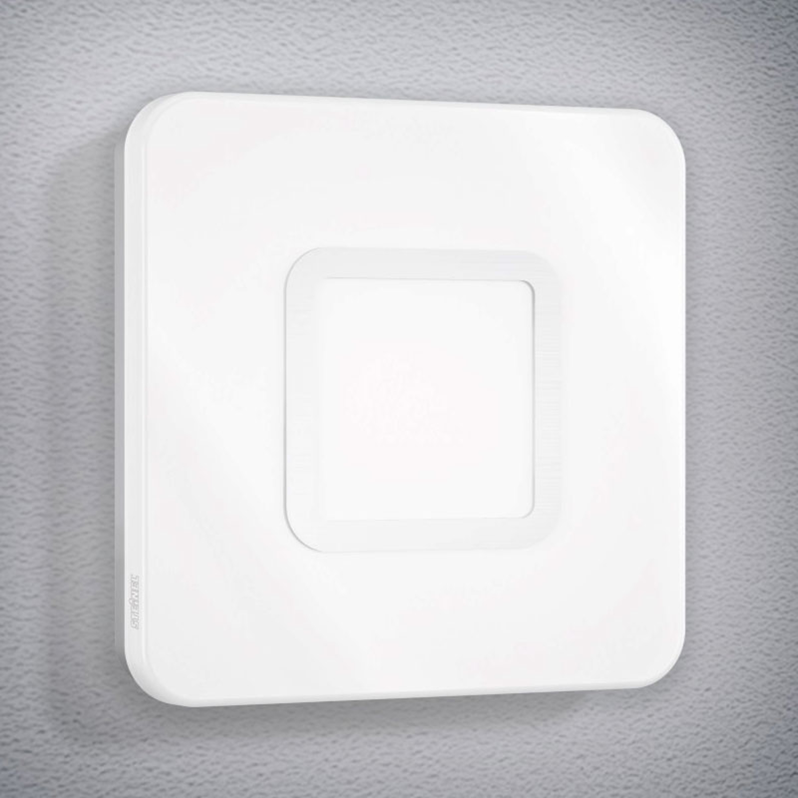 STEINEL RS M1 V2 LED-Wandlampe edelstahl gebürstet