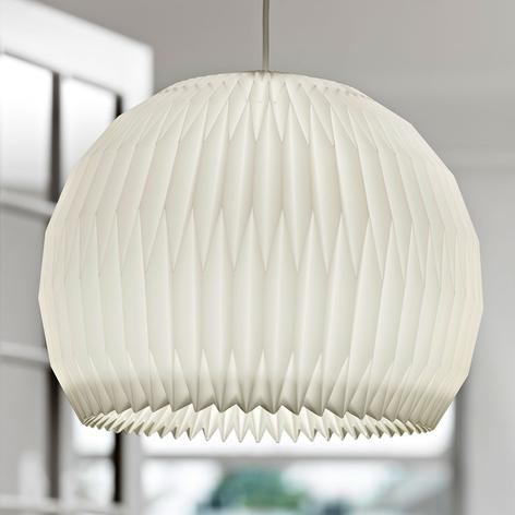 LE KLINT 147 - plastové závěsné světlo, handmade