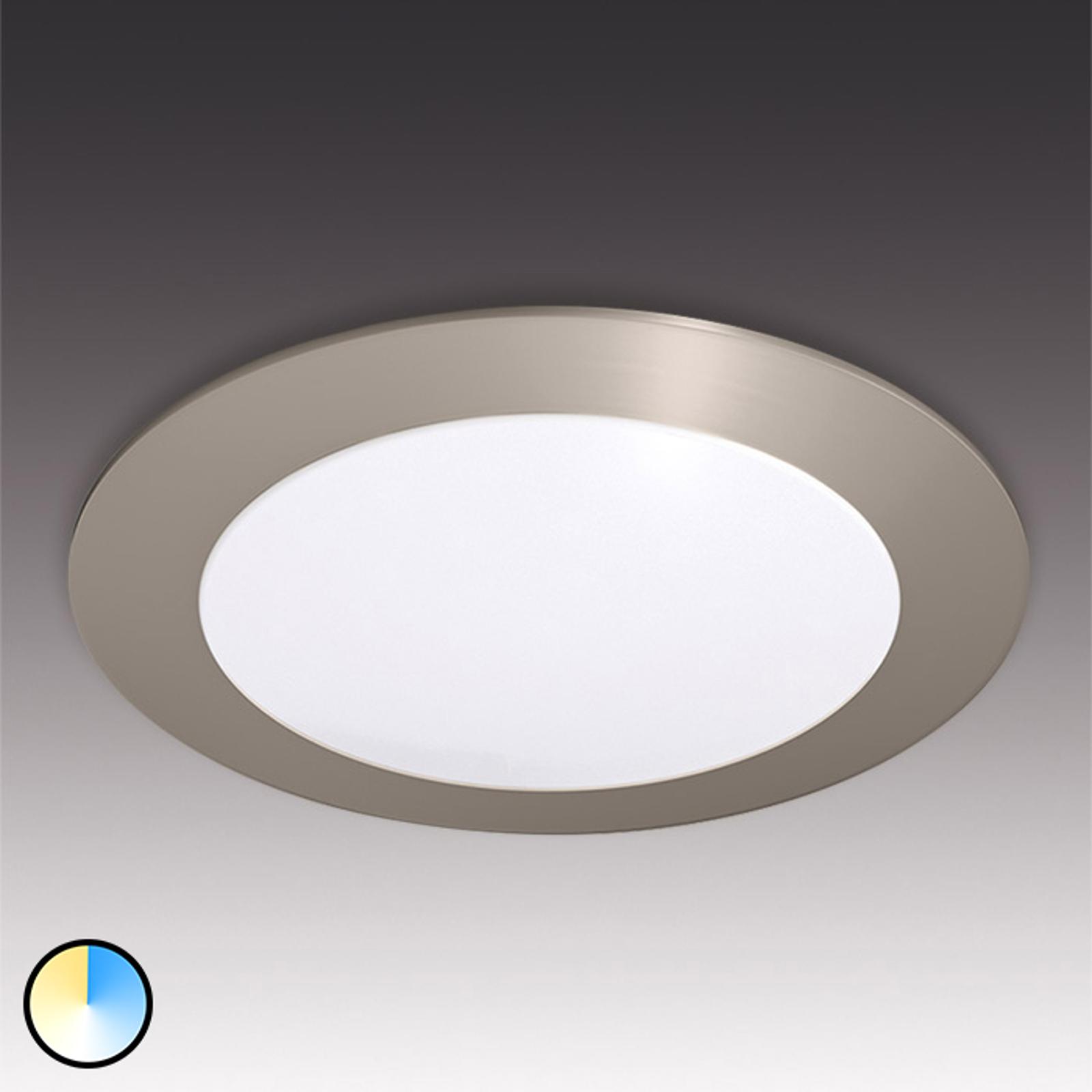 Lampe encastrable LED ronde Dynamic FR 68
