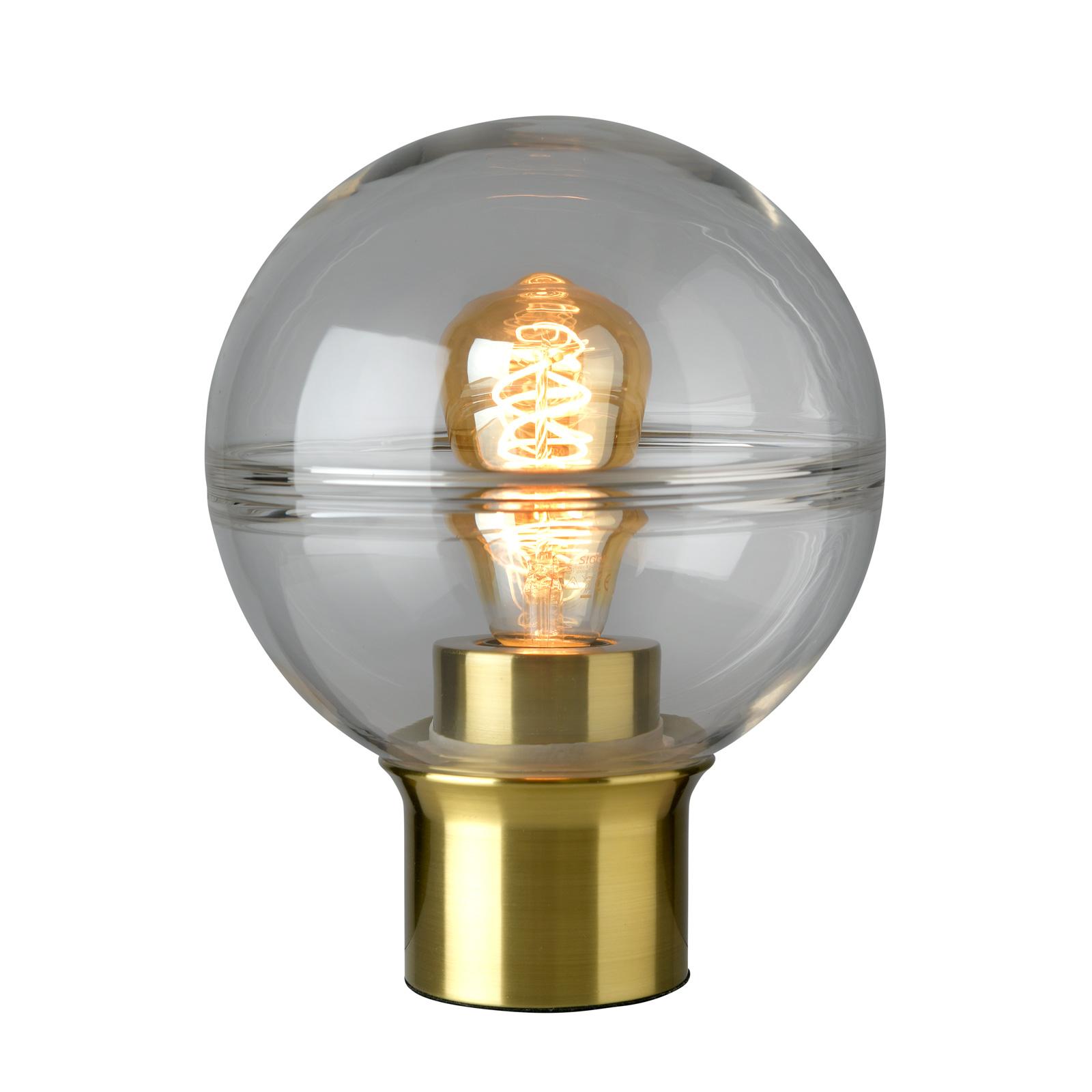 Villeroy & Boch Tokio tafellamp, goud Ø 20 cm