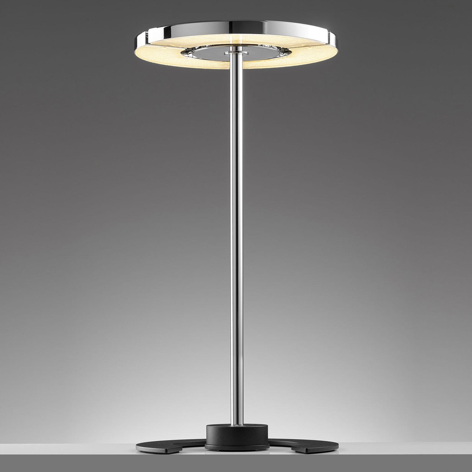 OLIGO Trinity lampa stołowa LED 3 ruchome segmenty