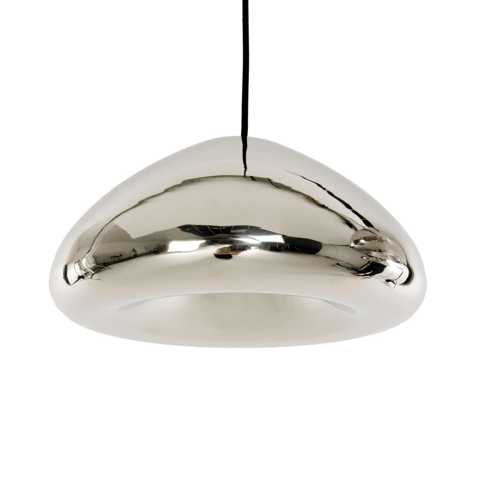 Tom Dixon Void lampada sospensione Ø 30 cm acciaio