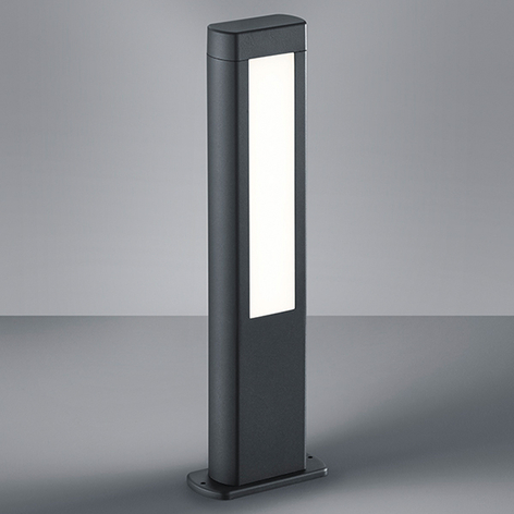 Korkeus 50 cm - LED-pollarivalaisin Rhine