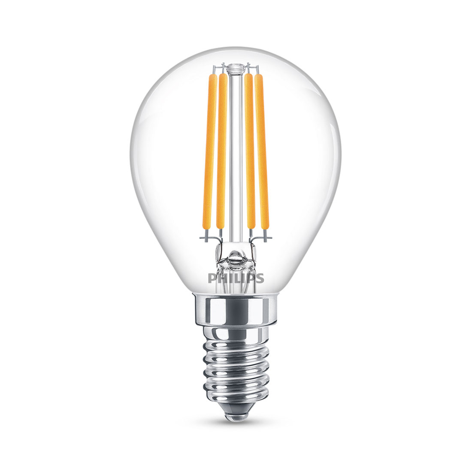 Philips Classic żarówka LED E14 P45 6,5W 2700K