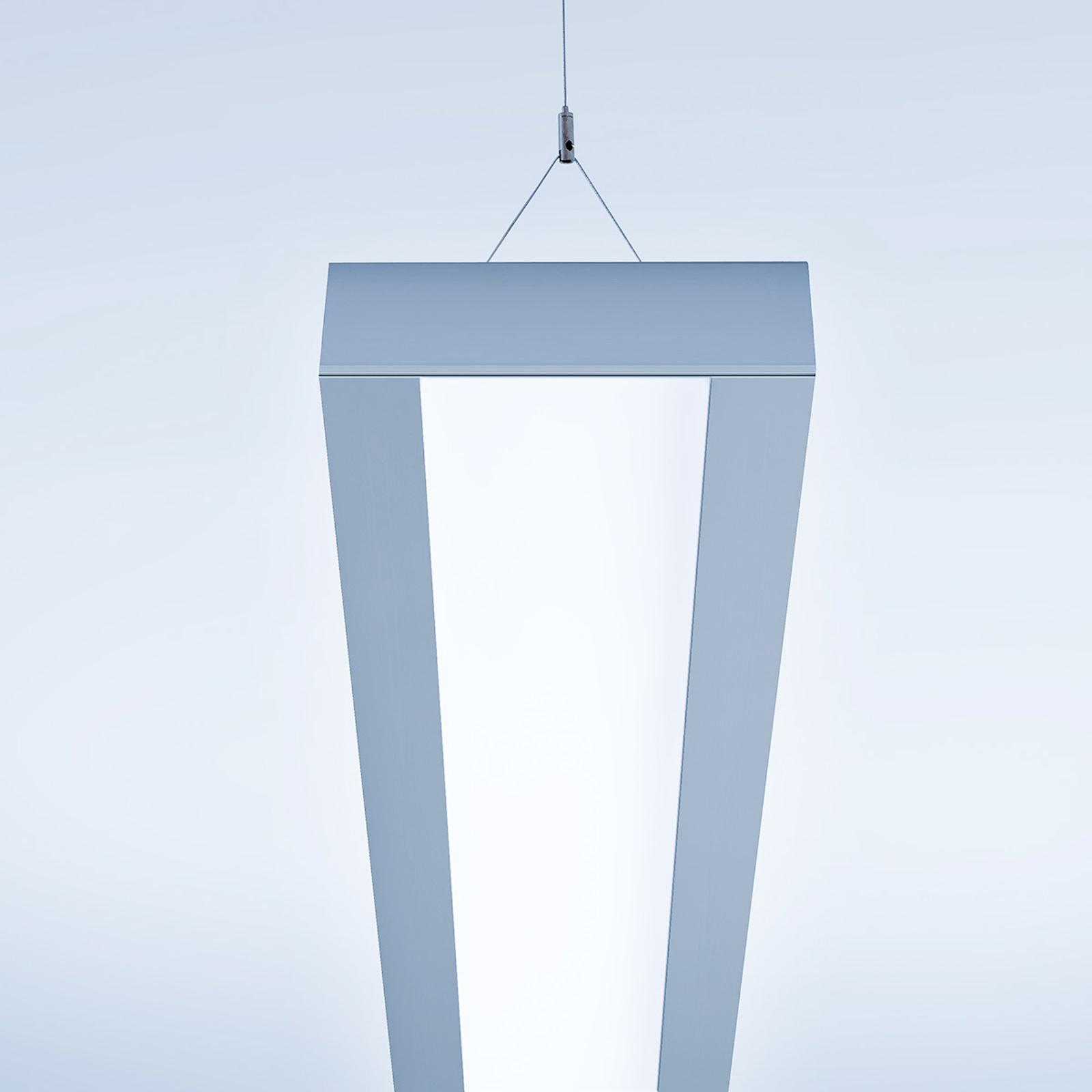 Nowocz. lampa wisz. LED Vision-P2, 147,5 cm, 73 W