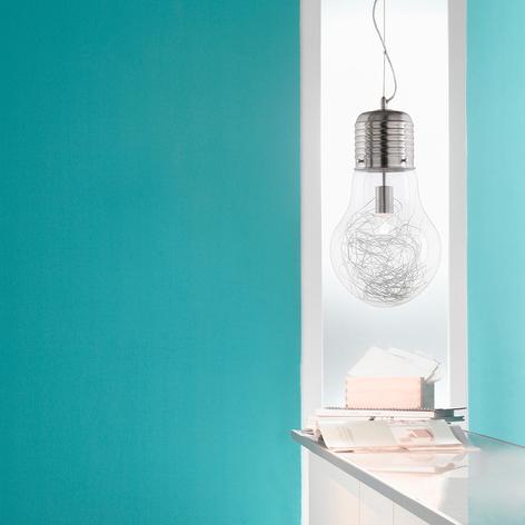 FUTURA - lampada sospensione forma lampadina