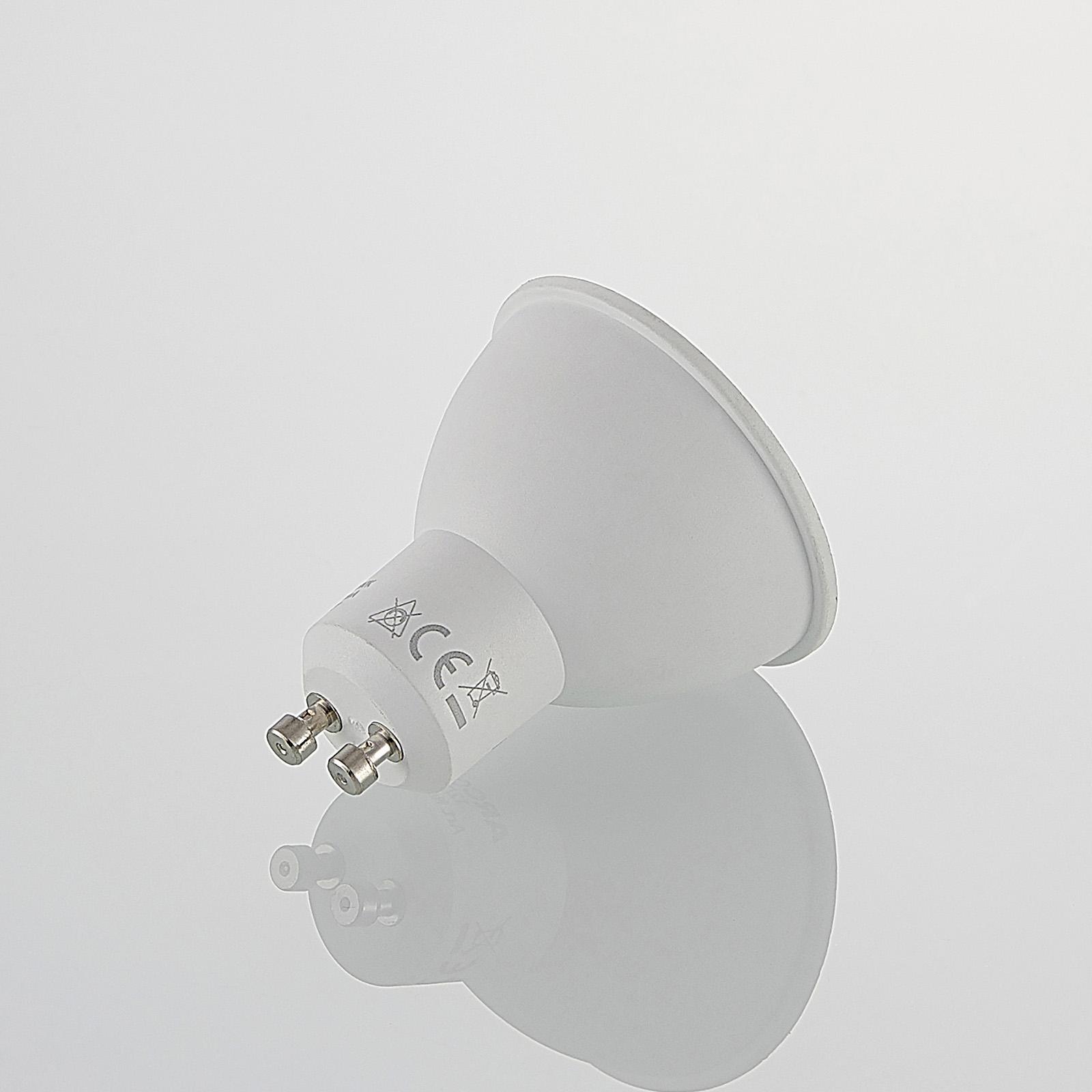 LED-reflector GU10 7W 3.000K 38°