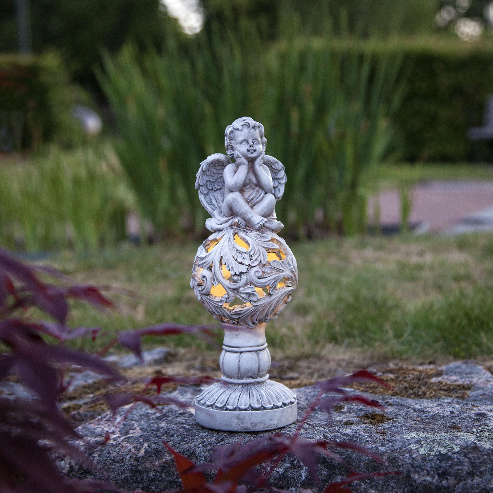 LED lamp op zonne-energie Angel
