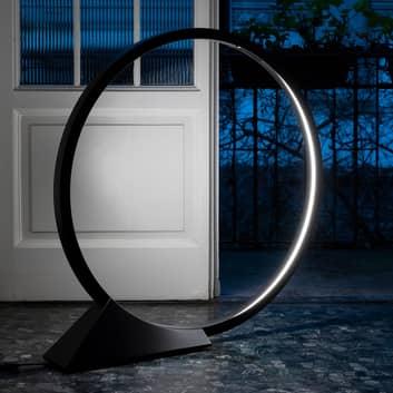 Artemide O LED stojací lampa, aplikace