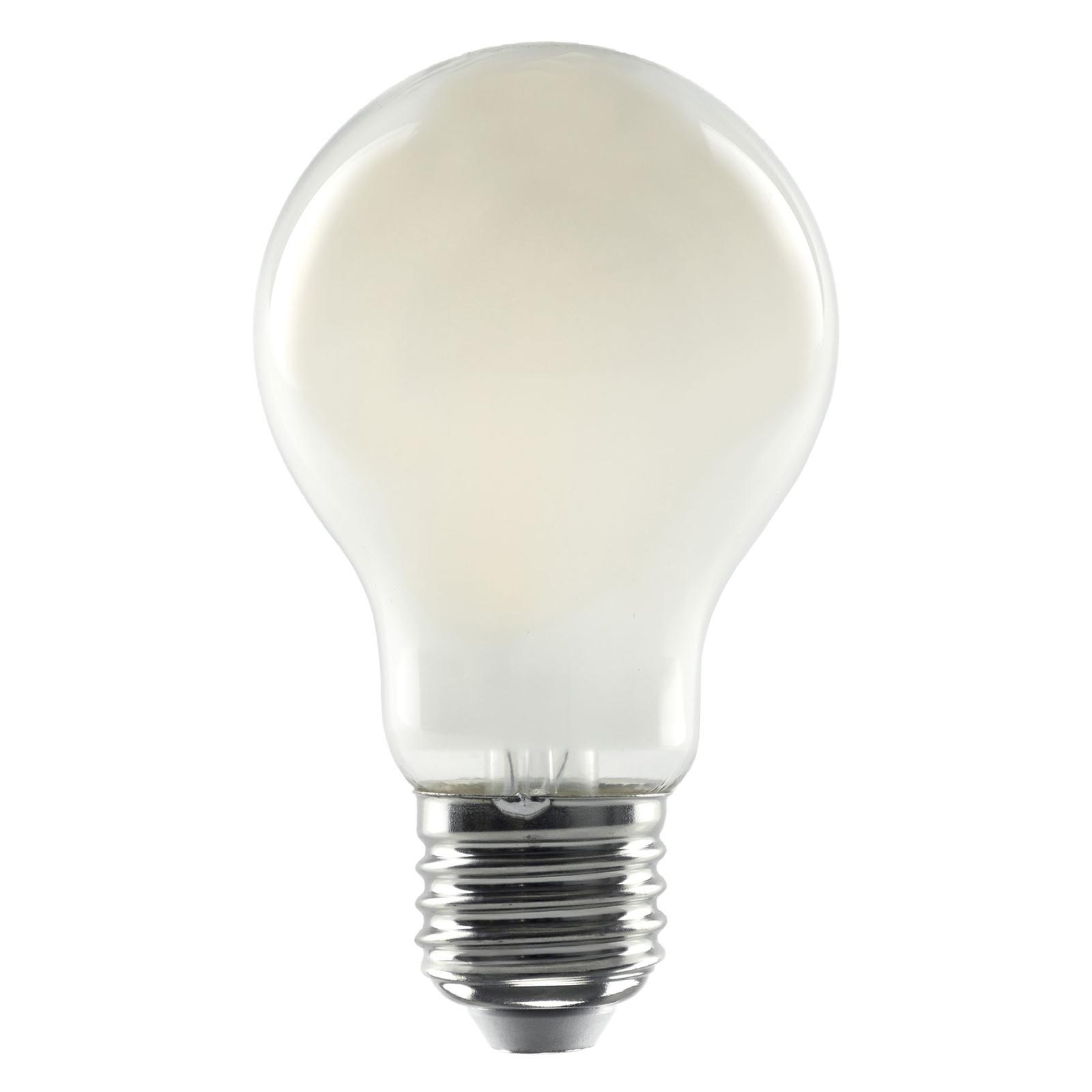 SEGULA LED-Lampe E27 10W 827 matt