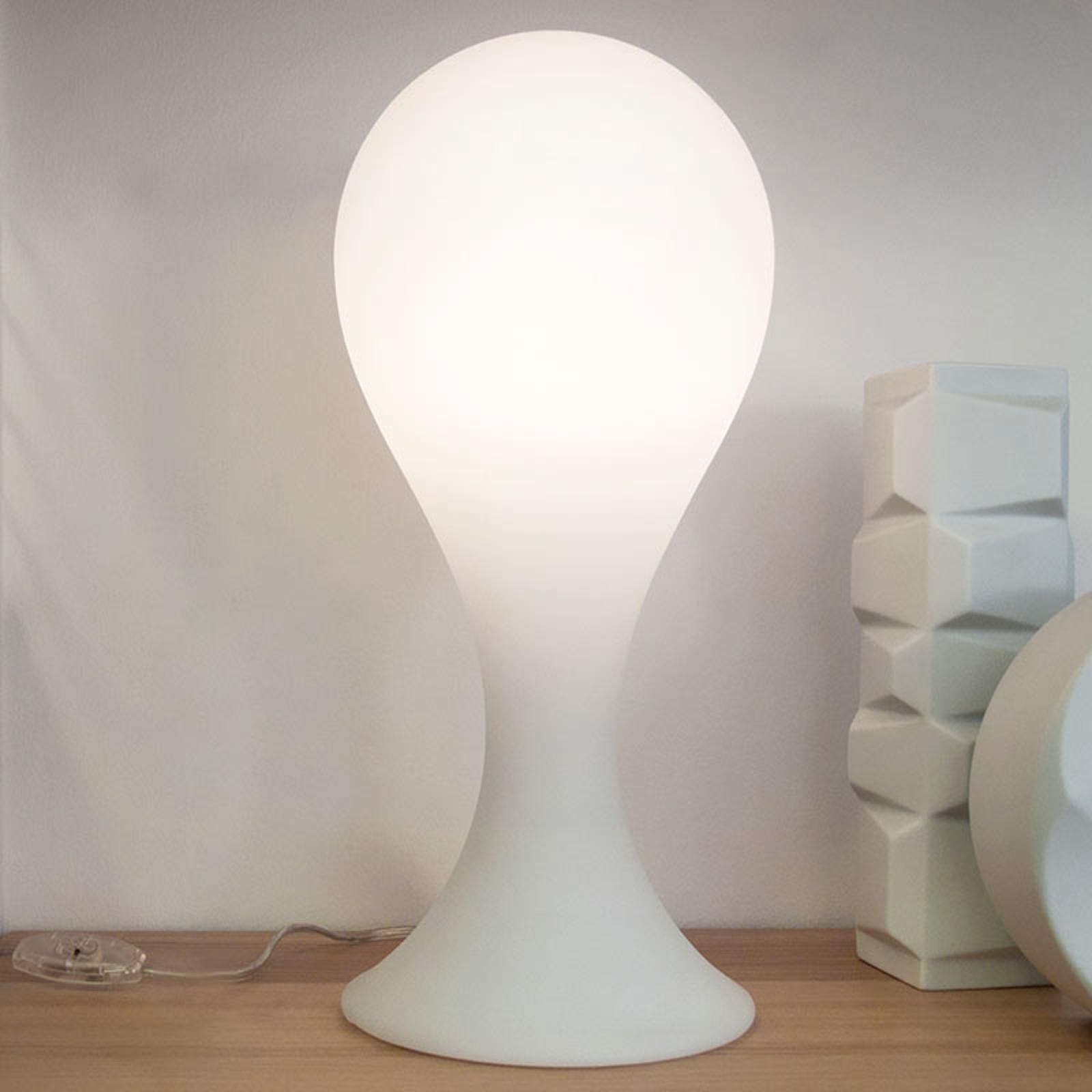 next Drop_4 Small - bordlampe i dråbeform
