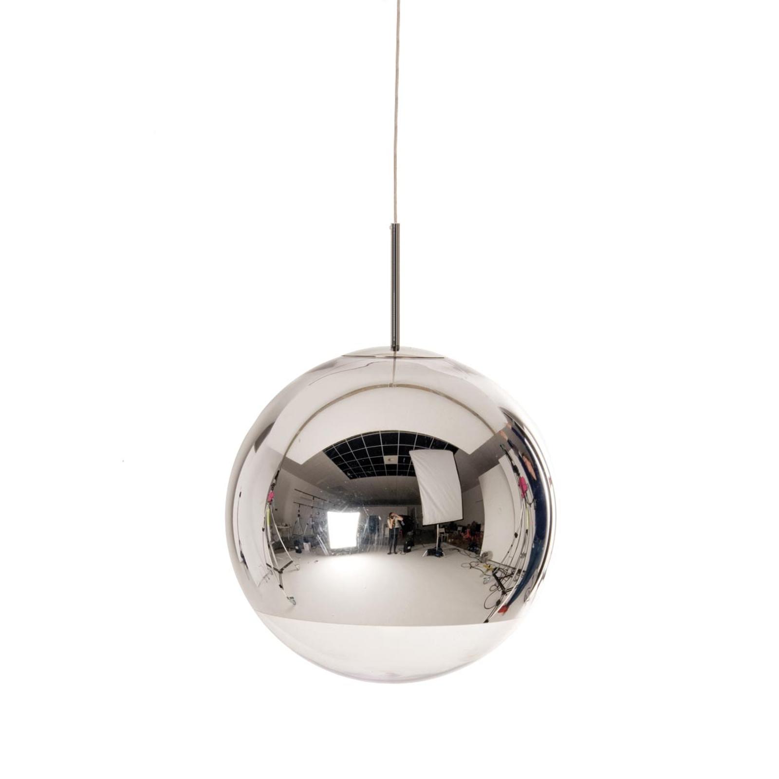 Tom Dixon Mirror Ball - Hängeleuchte chrom, 40 cm