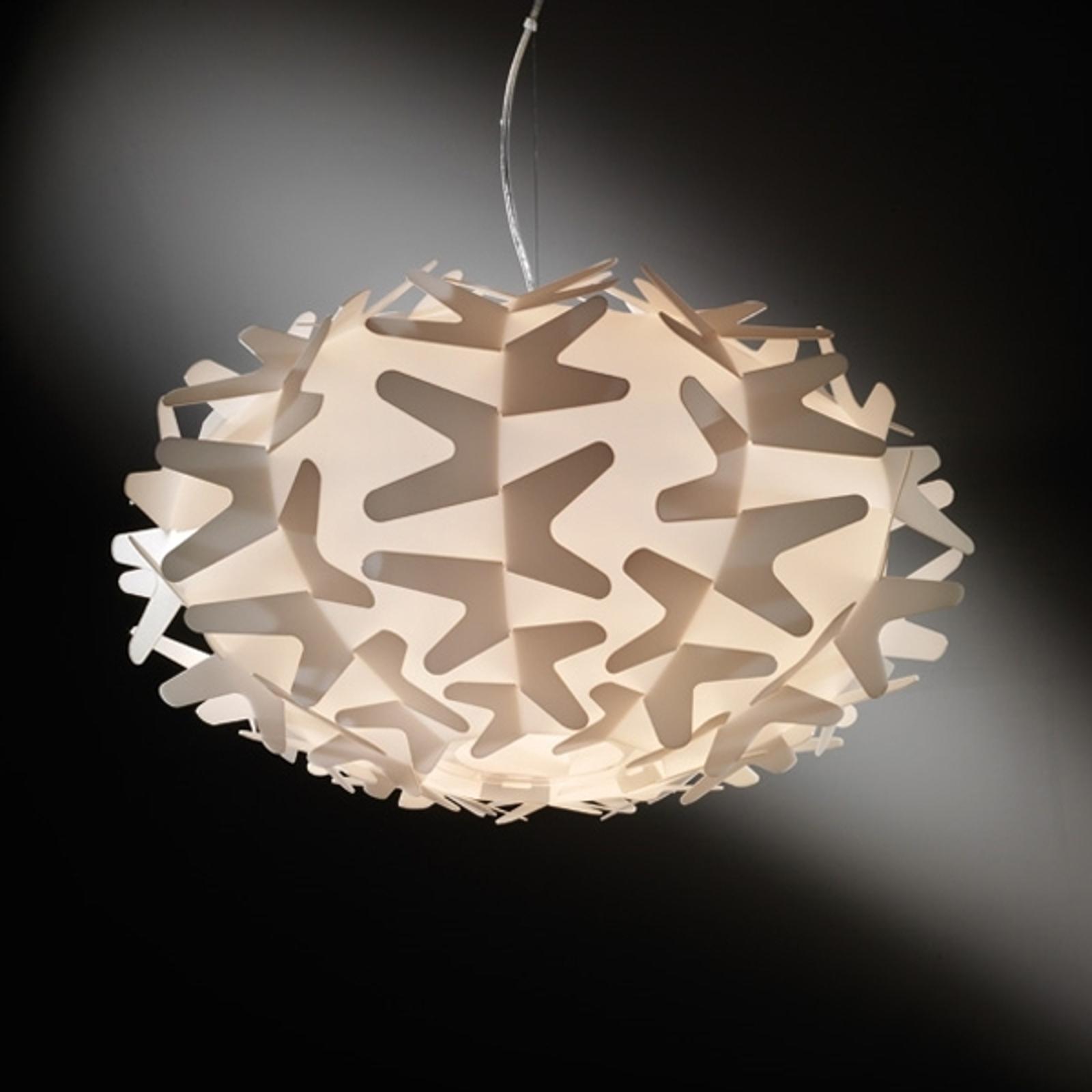 Piękna designerska lampa wisząca CACTUS
