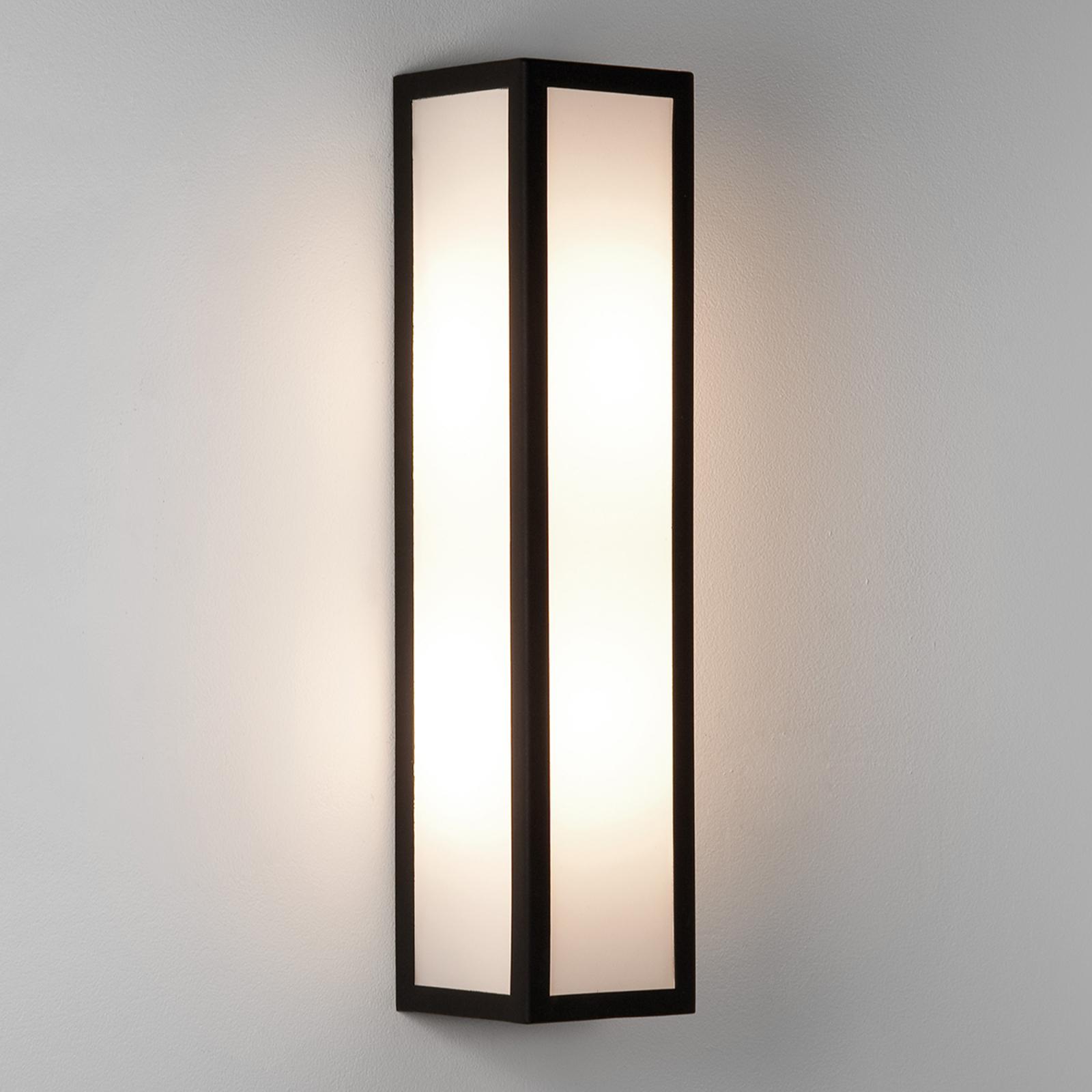 Astro Salerno Außenwandlampe 35 cm, schwarz