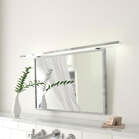 100 cm breite LED-Spiegellampe Esther