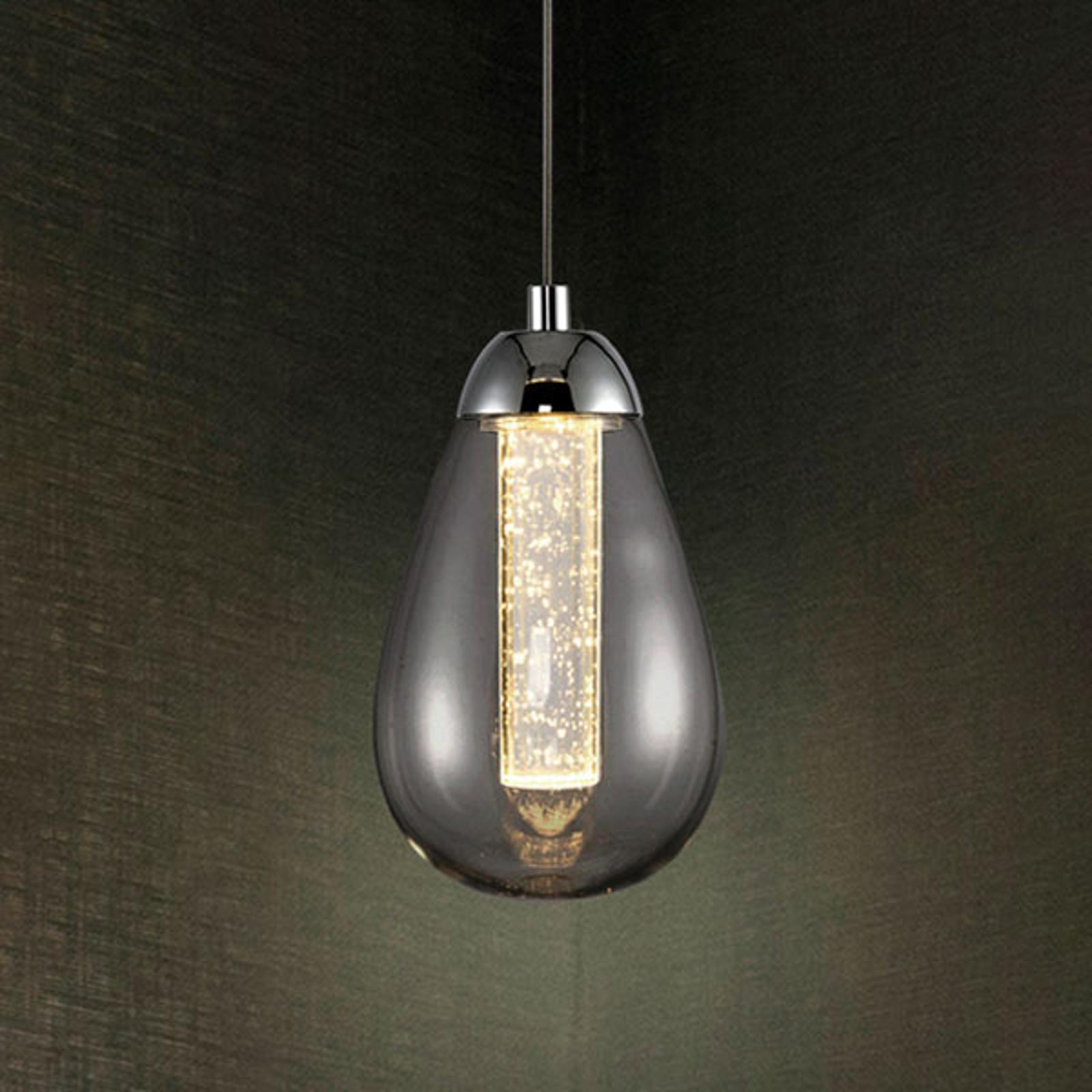 Lampa wisząca LED Taccia, 1-punktowa