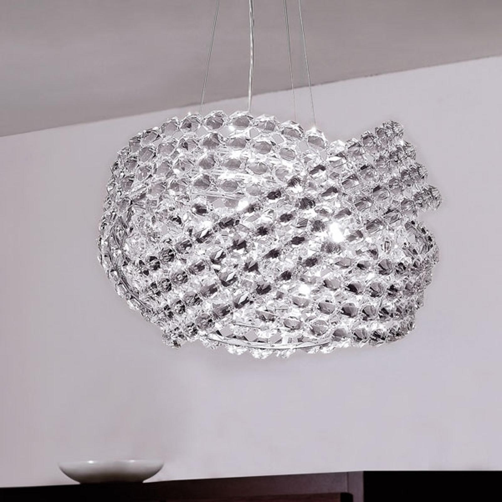 Suspension en cristal DIAMANTE