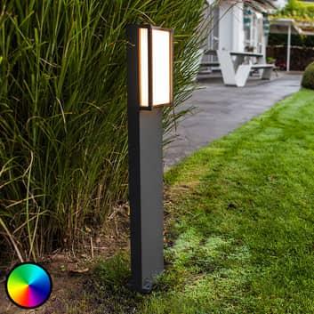 WiZ LED-gånglampa Qubo