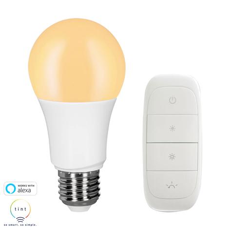 Müller Licht tint dimming LED-pære E27 9W+dimmer