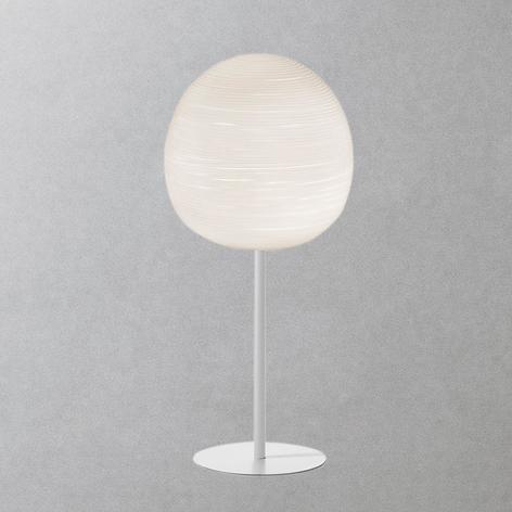 Foscarini Rituals XL alta lampada da tavolo, vetro