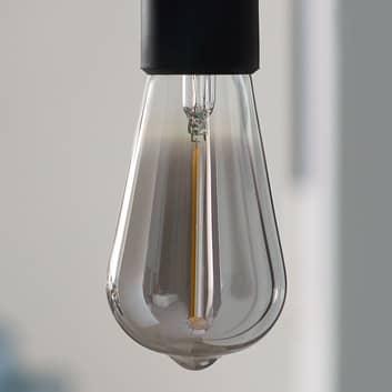Philips Classic LED-pære, røg E27 ST64 2,3W