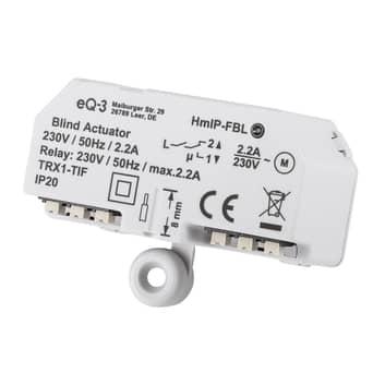 Homematic IP persienneaktuator, planfors./udvendig