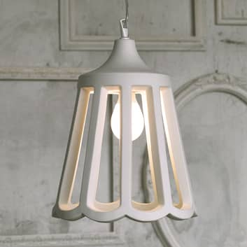 Ceramiczna designerska lampa wisząca Le Pupette