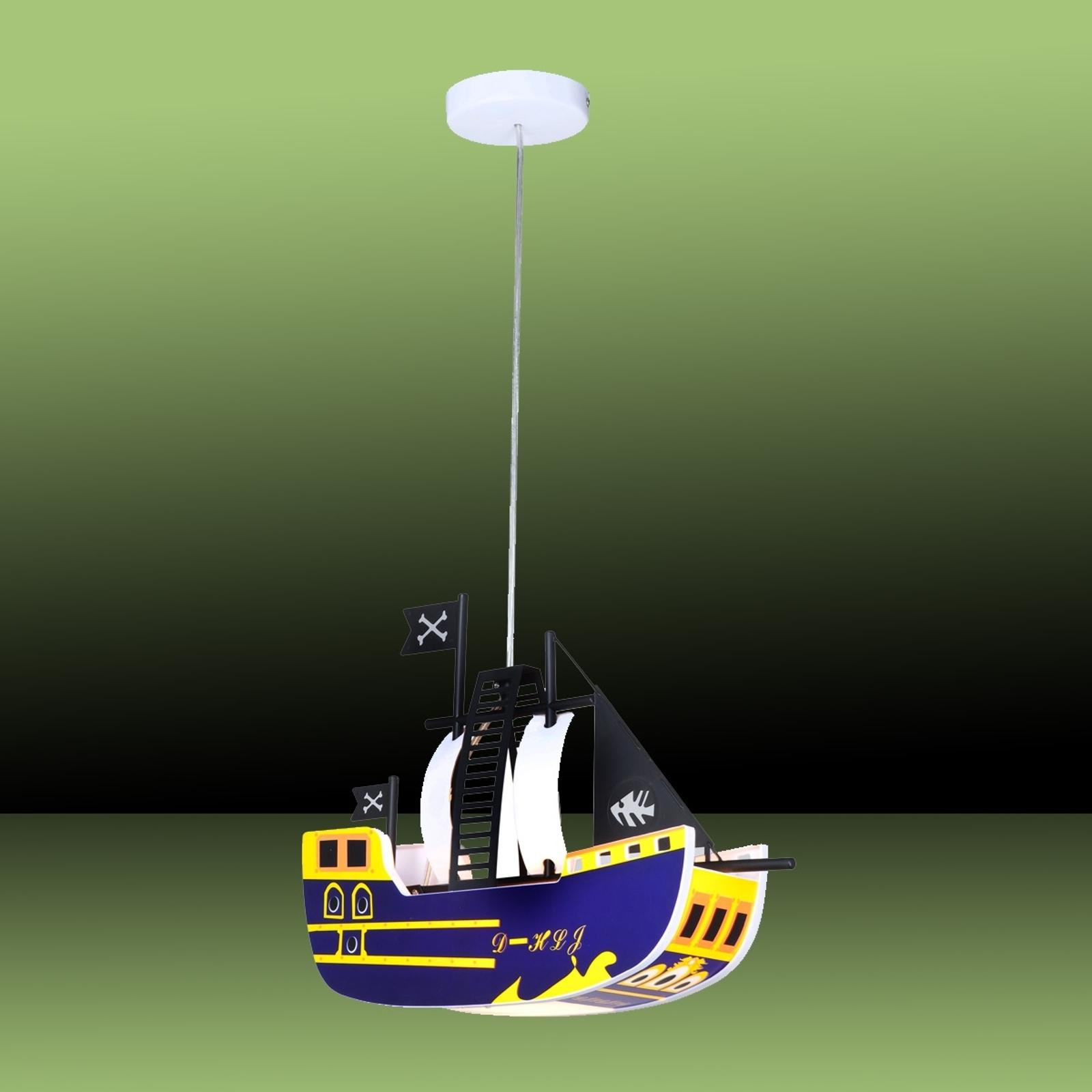 Avontuurlijke hanglamp PIRATE
