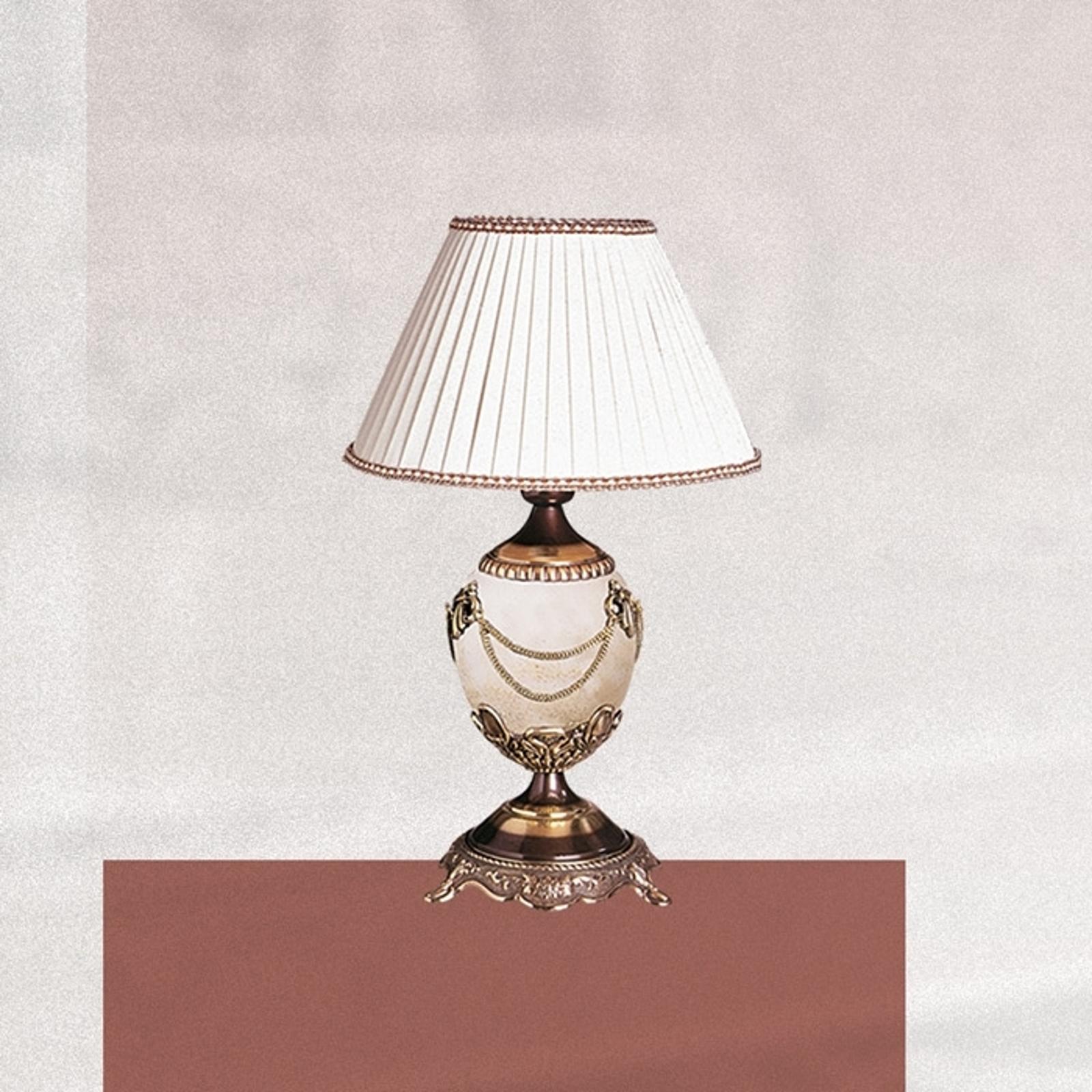 Zeer decoratieve tafellamp PRESTIGE, 47 cm