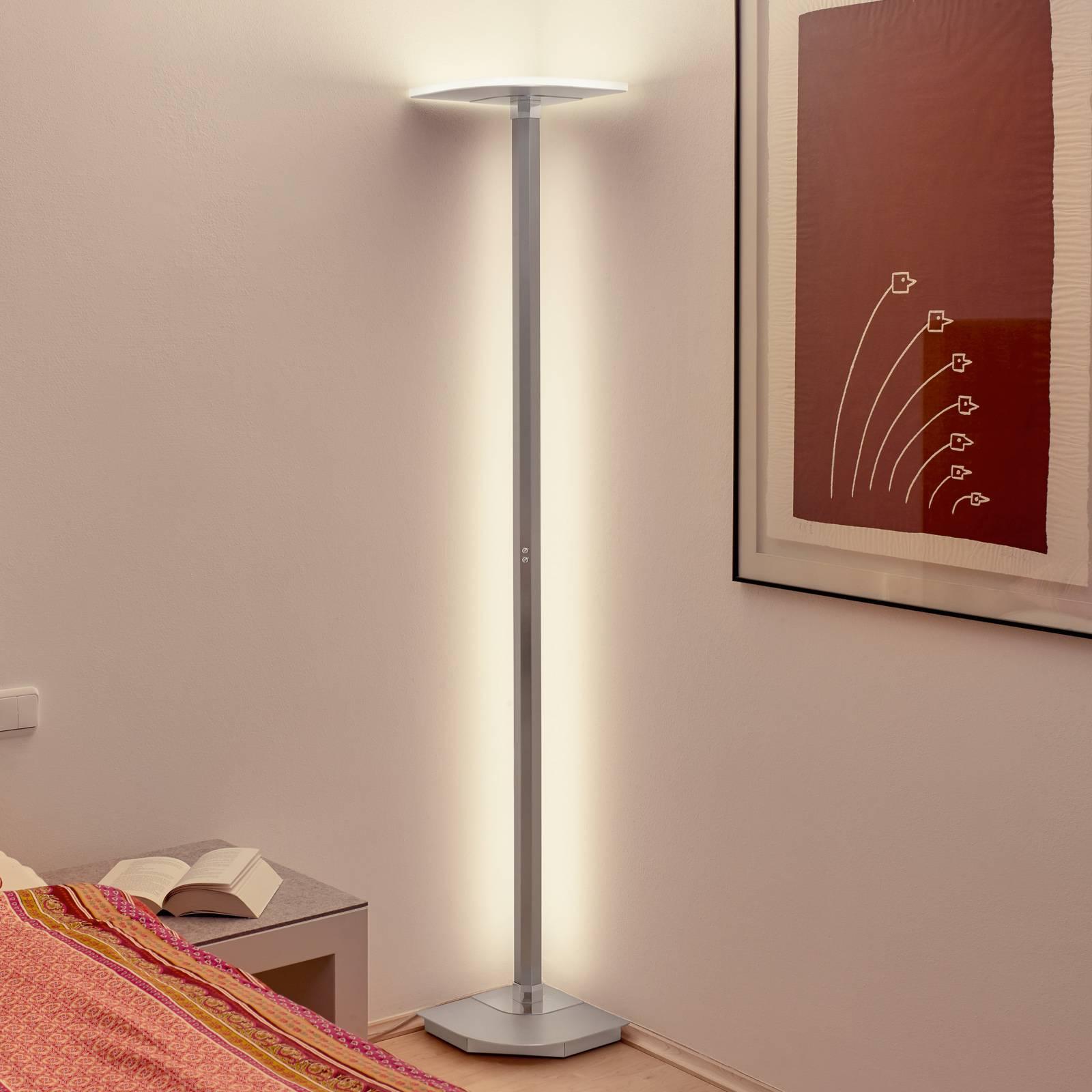 BANKAMP Enzo LED-vloerlamp, voor ZigBee geschikt