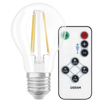OSRAM LED-Lampe 7W 827 Step DIM Remote Control