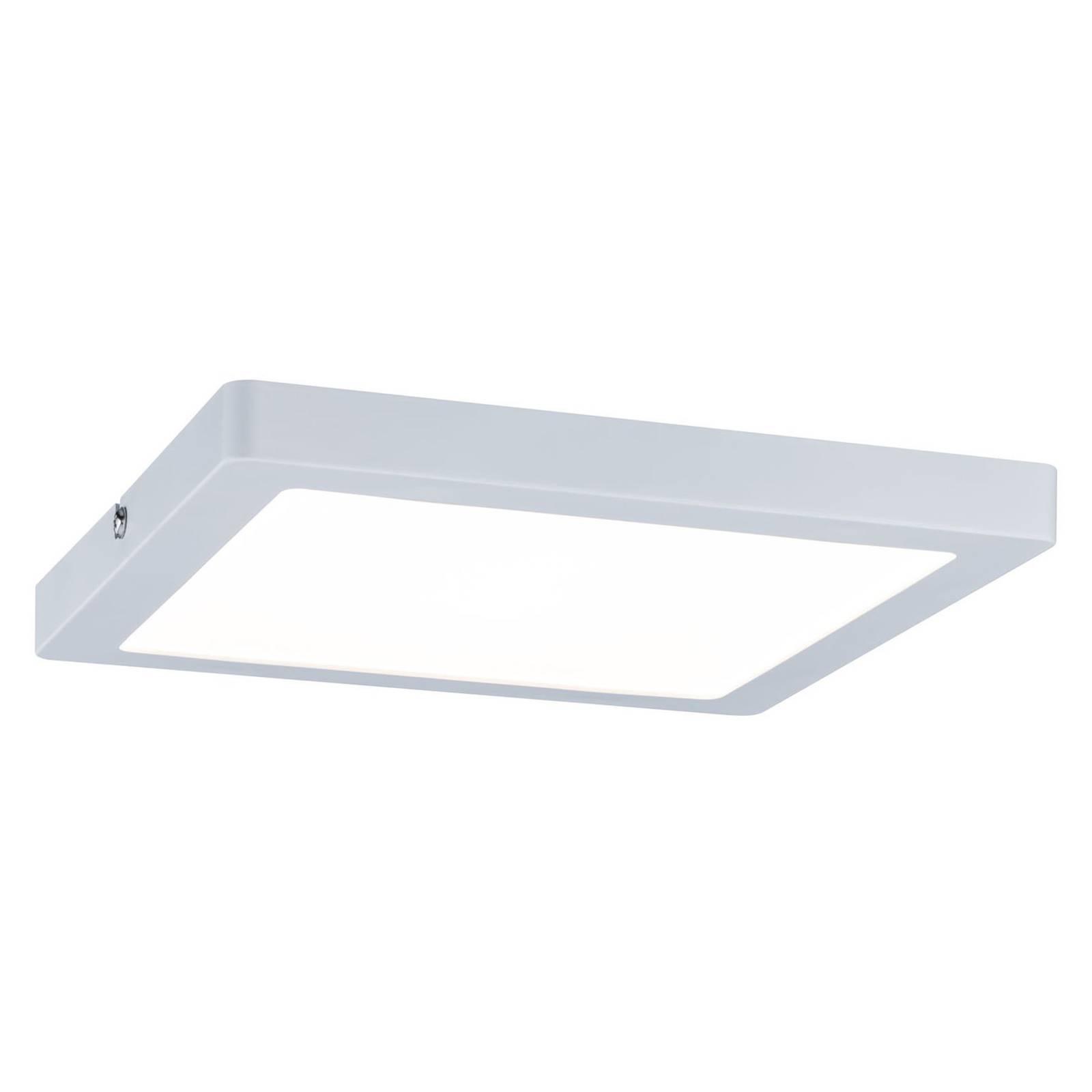 Paulmann Atria LED plafondlamp 22x22 cm wit mat