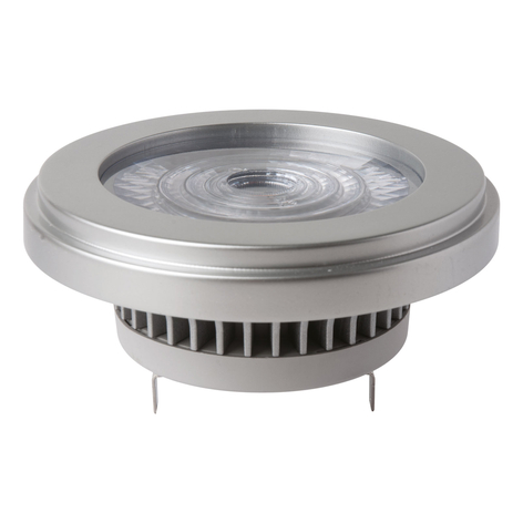 Bombilla LED G53 12W Dual Beam, dim to warm