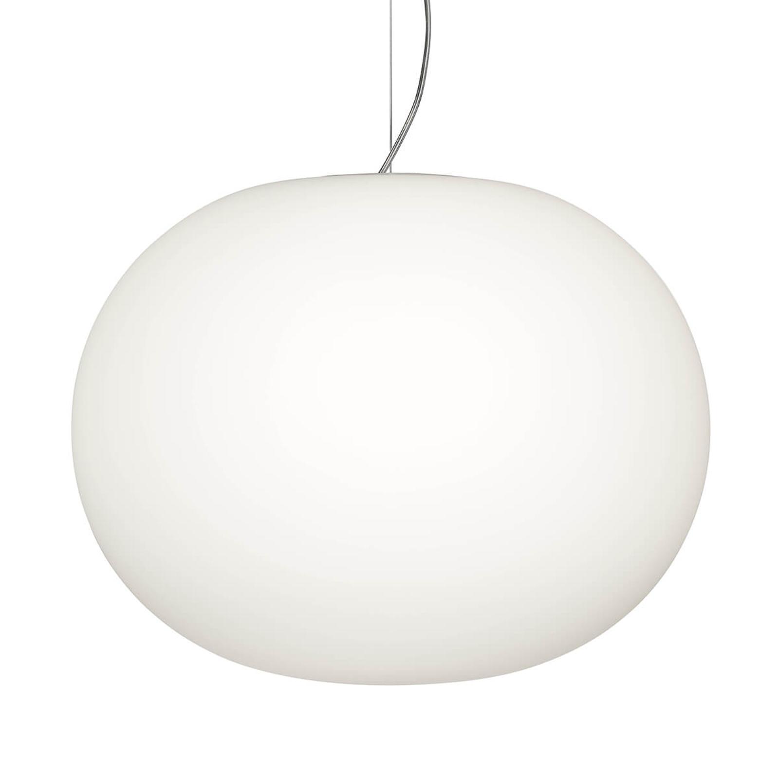 FLOS Glo-Ball - kugelrunde Hängeleuchte 45 cm