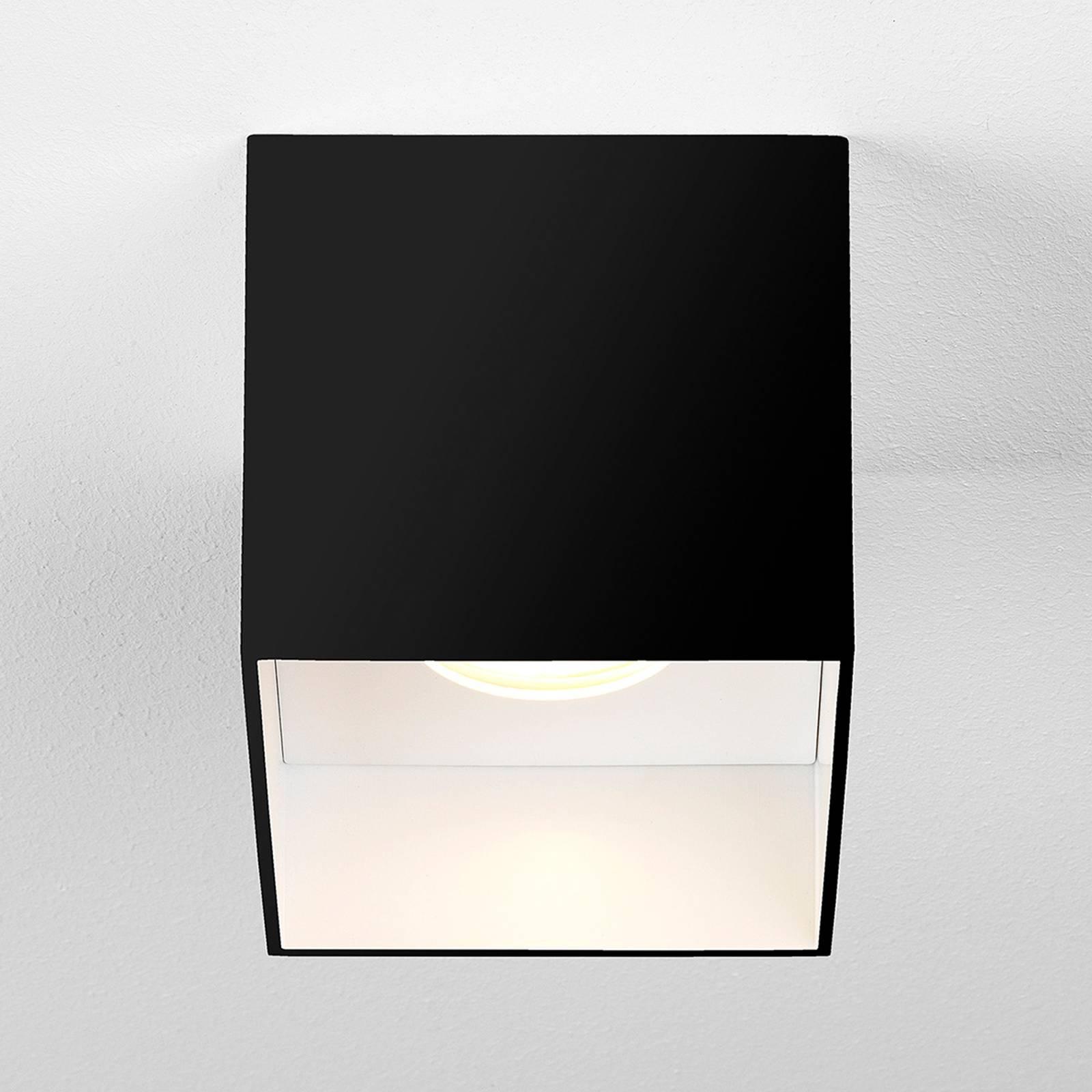 Astro Osca Square LED-Deckenleuchte schwarz