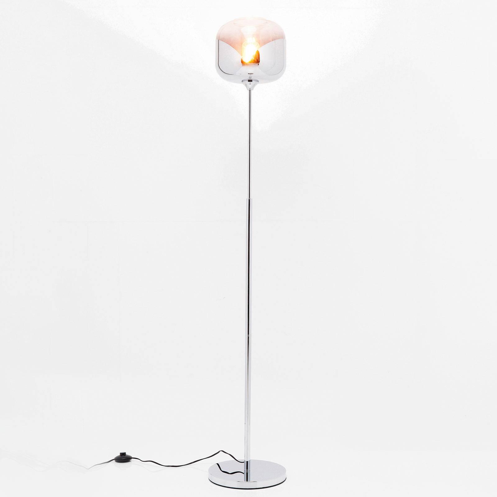 KARE Chroom Goblet Ball vloerlamp