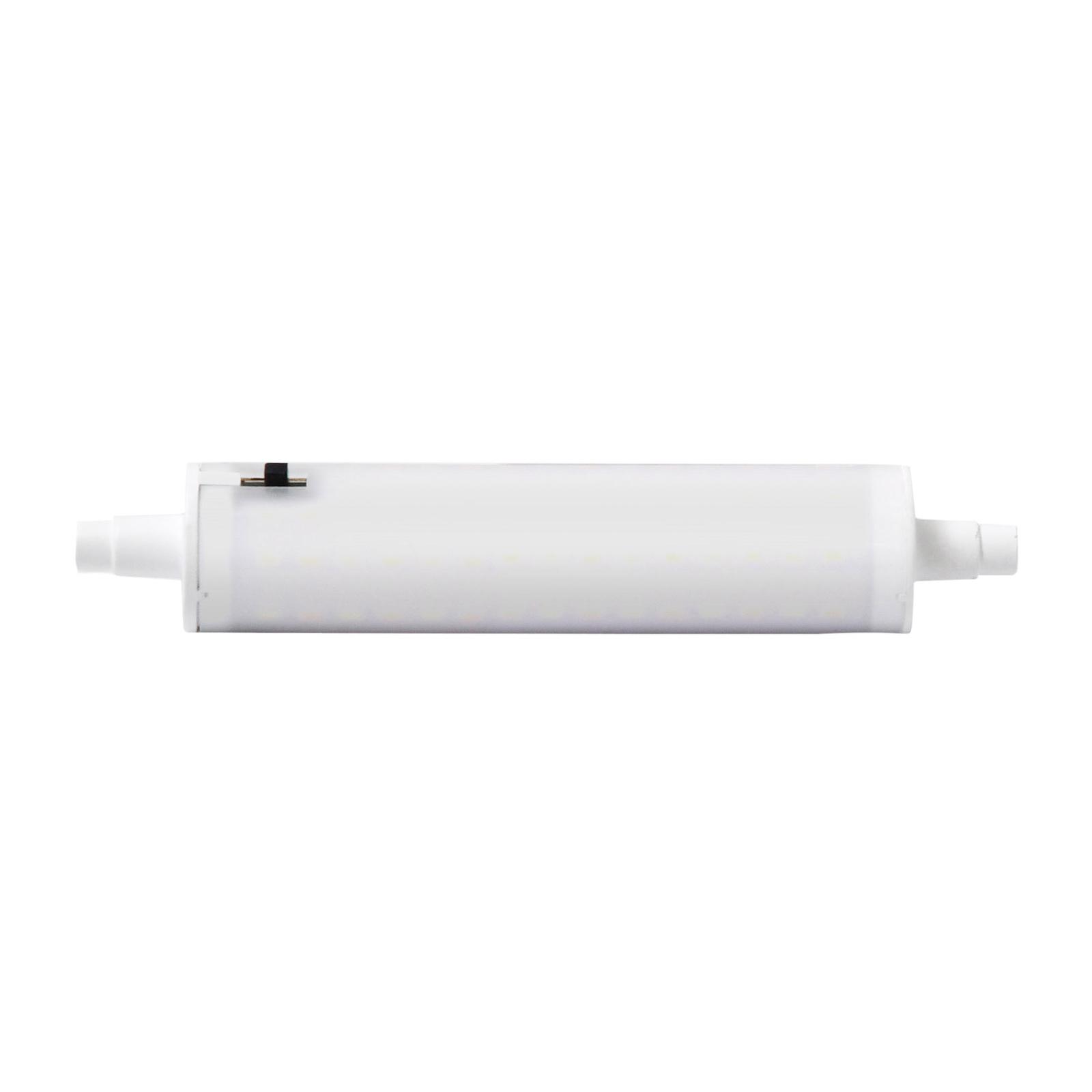 Żarówka LED R7s 7,5W, długość 11,8 cm, 850 lm, CCT