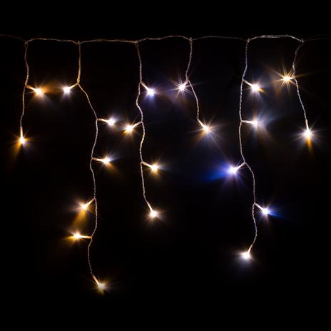 Inteligentna kurtyna świetlna LED Twinkly, CCT