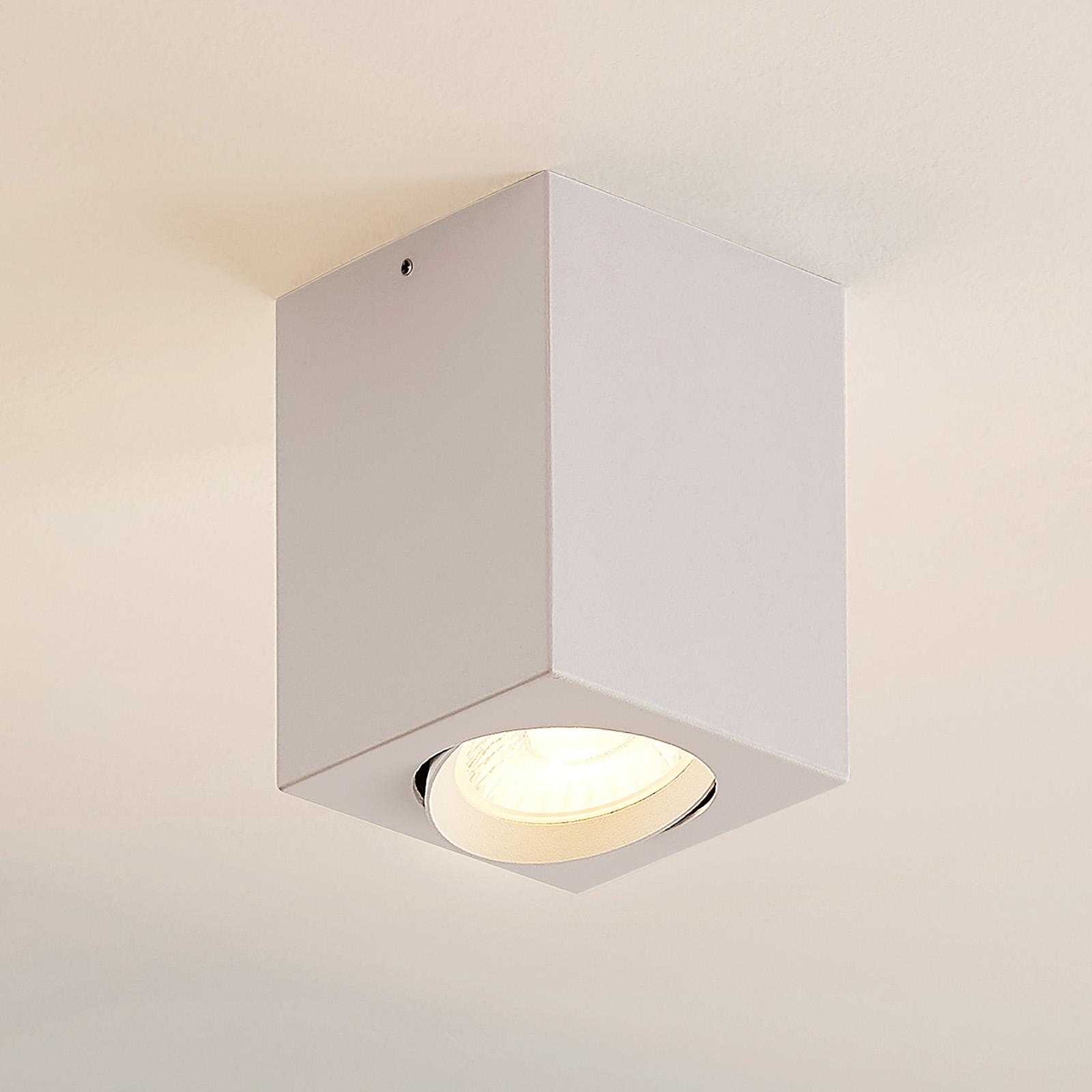 Arcchio Basir LED-Deckenstrahler in Weiß, 8W