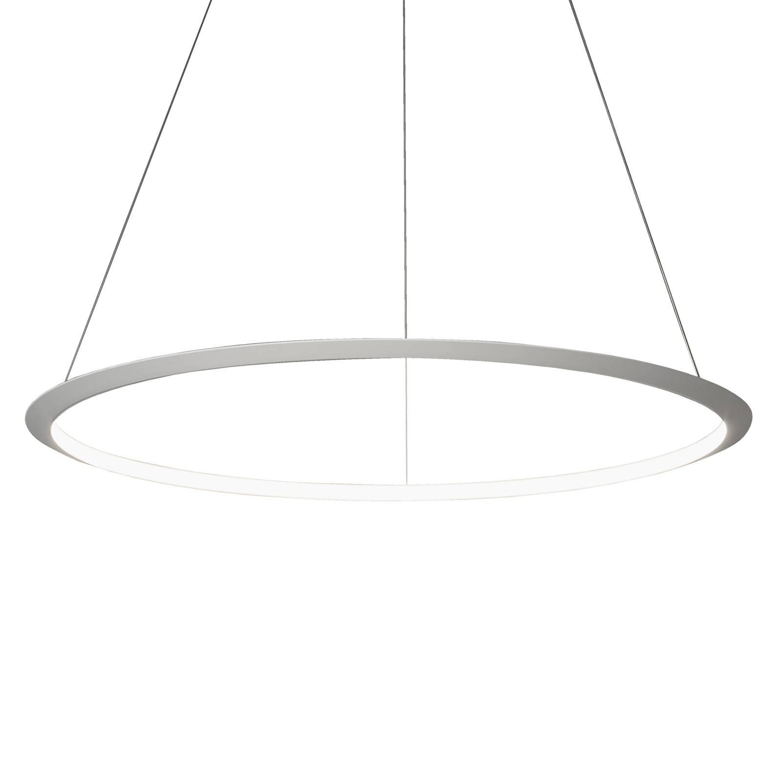 Grok Circular LED hanglamp Ø 300cm 940 DALI