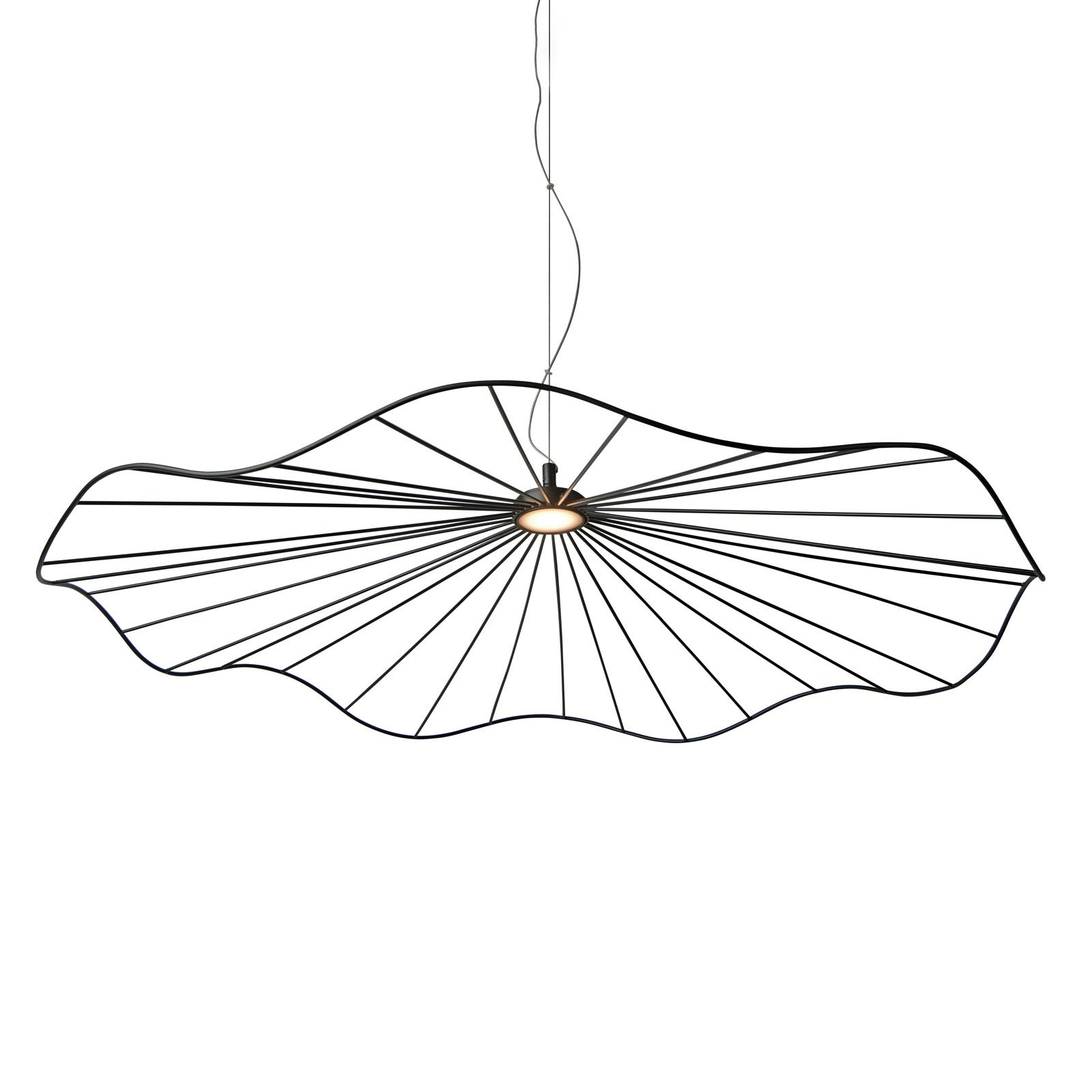 Lampa wisząca LED Mesh, Ø 80 cm