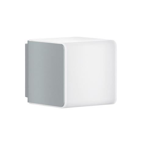 STEINEL L 830 iHF buitenwandlamp, zilver