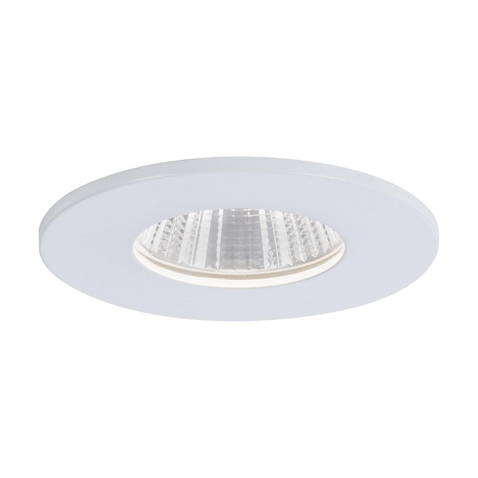 Paulmann LED-downlight Calla hvit 1x7W IP65
