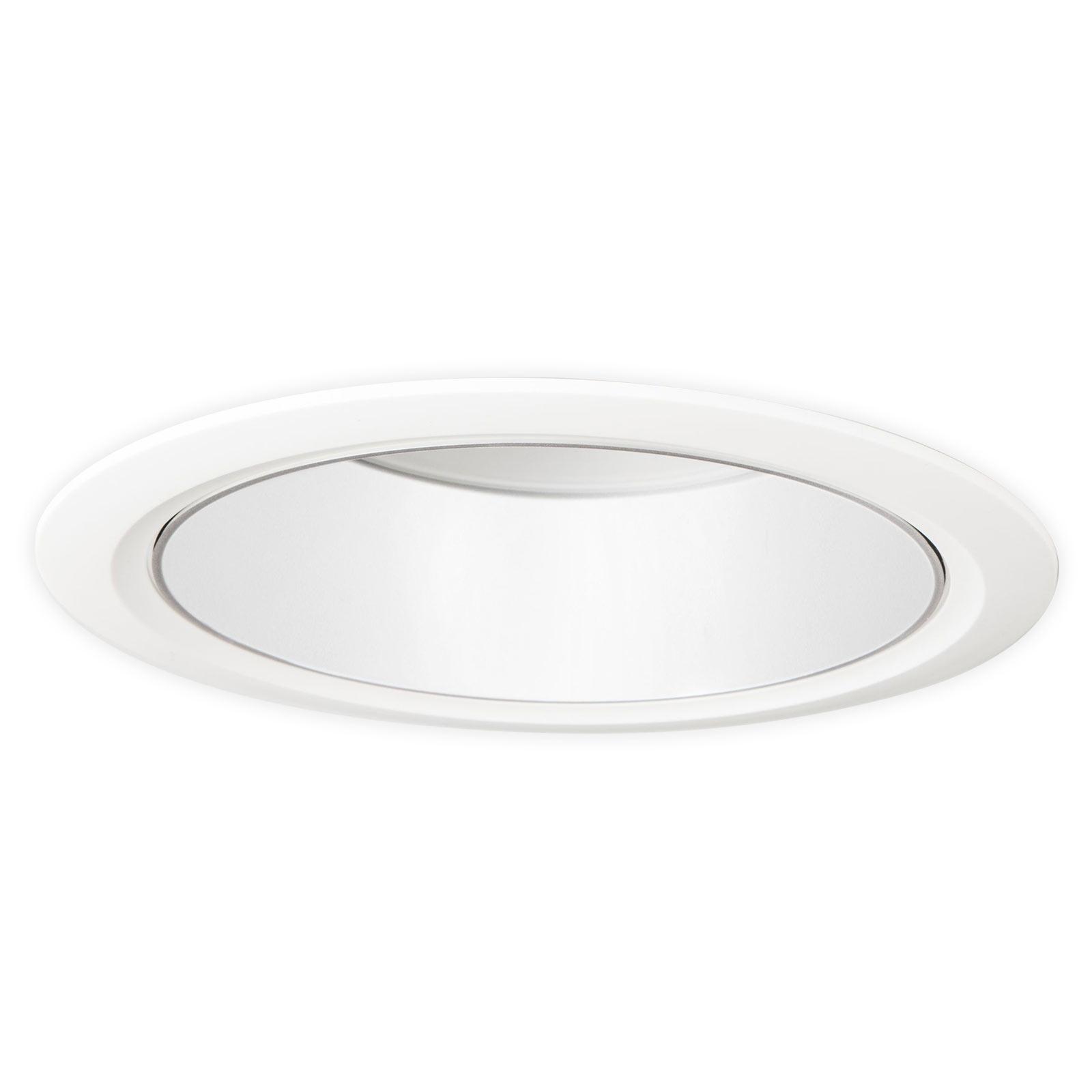 LED-Downlight D70-RF155 HF 4.000K weiß/weiß