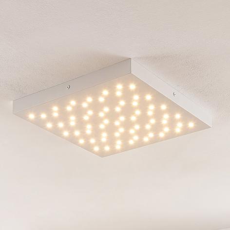 Lindby Mahina LED-Deckenleuchte, 50 x 50 cm