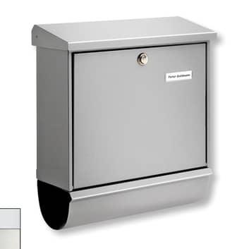 Buzón COMFORT-SET con compartimento para periódico