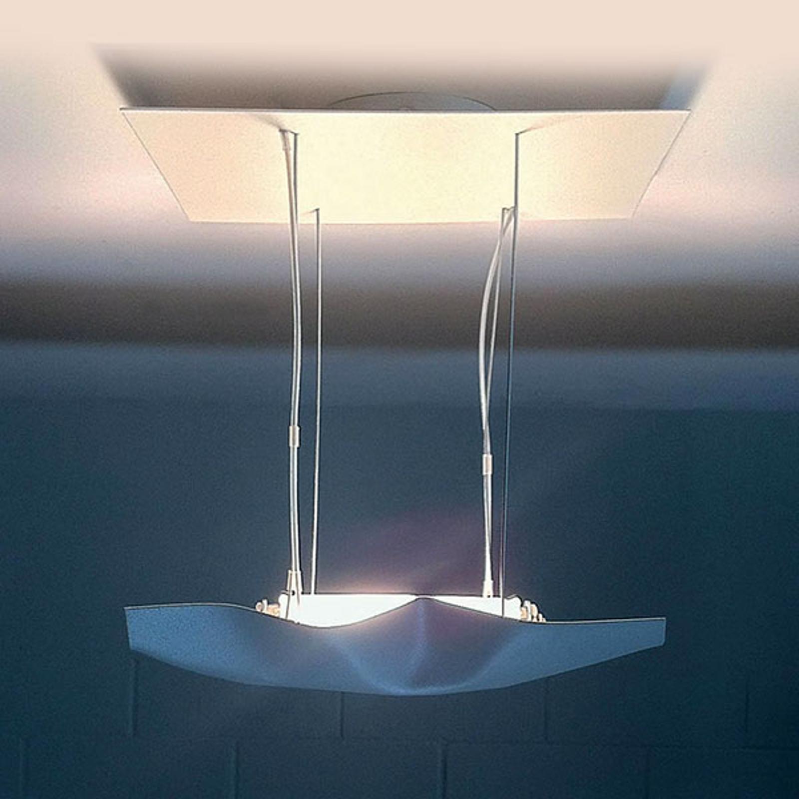 Knikerboker Piccola Crash LED-Deckenleuchte weiß